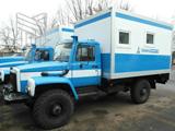 Автомобиль оперативно-выездной бригады ОВБ