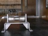 Автолаборатория МПЗ-ЛПС Стол для зарядки перфораторов с роликовыми опорами и верстаком. Запирающиеся ящики для ВВ.