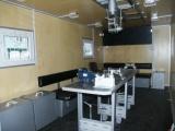 Передвижная Лаборатория перфораторной станции ЛПС в изотермическом фургоне из пятислойных сэндвич-панелей СУПЕРТЕРМ