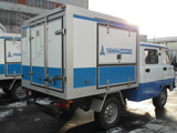 МПЗ-ОВБ на шасси УАЗ-39094